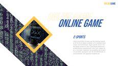 온라인 게임 배경 파워포인트_15