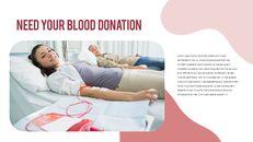 헌혈 비즈니스 프레젠테이션 템플릿_10