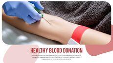 헌혈 비즈니스 프레젠테이션 템플릿_26