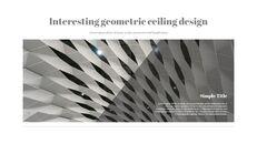 천장 디자인 베스트 파워포인트 템플릿_05