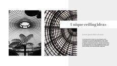 천장 디자인 베스트 파워포인트 템플릿_07