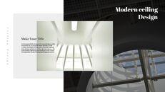 천장 디자인 베스트 파워포인트 템플릿_22