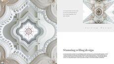 천장 디자인 베스트 파워포인트 템플릿_26