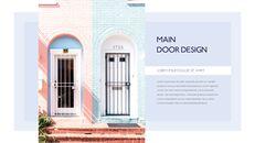 문 디자인 파워포인트 제안서_04