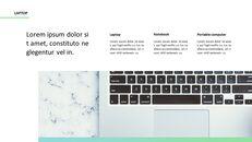 노트북에 대한 사실 비즈니스 프레젠테이션 PPT_05