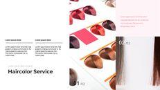 헤어샵 Google 슬라이드 테마 & 템플릿_15