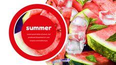 수박 Google 슬라이드 테마 & 템플릿_08