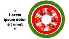 수박 Google 슬라이드 테마 & 템플릿_09