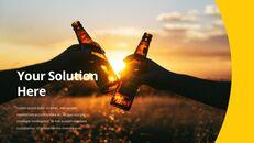 맥주 PPT 포맷_13