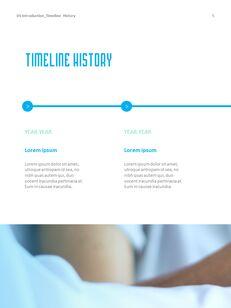 병원 사업 연례 보고서 심플한 Google 프레젠테이션_06