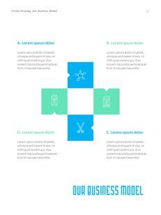 병원 사업 연례 보고서 심플한 Google 프레젠테이션_12