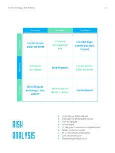 병원 사업 연례 보고서 심플한 Google 프레젠테이션_15