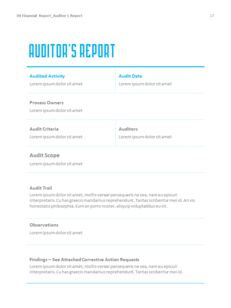 병원 사업 연례 보고서 심플한 Google 프레젠테이션_18