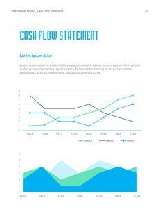 병원 사업 연례 보고서 심플한 Google 프레젠테이션_21