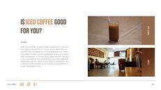 아이스 커피 인터랙티브 파워포인트 예제_03