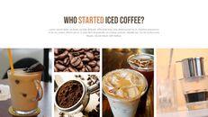 아이스 커피 인터랙티브 파워포인트 예제_04