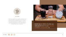 아이스 커피 인터랙티브 파워포인트 예제_16