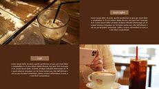 아이스 커피 인터랙티브 파워포인트 예제_26