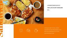 샌드위치 PowerPoint 템플릿 디자인_09