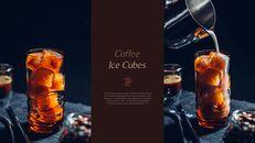 고급 커피 숍 테마 파워포인트_08