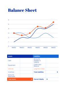 파란색 배경 개념 연례 보고서 베스트 PPT 템플릿_20