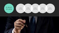사업 제안서 심플한 Google 슬라이드 템플릿_08