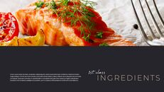 고기와 연어 전문점 비즈니스 PPT_10
