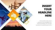 석유 산업 베스트 프레젠테이션 디자인_13