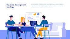 사업 개발 전략 슬라이드 PPT_23