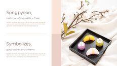 추석, 한국의 명절 심플한 슬라이드 디자인_06