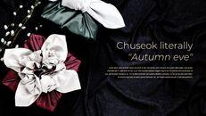 추석, 한국의 명절 심플한 슬라이드 디자인_08