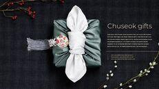 추석, 한국의 명절 심플한 슬라이드 디자인_10
