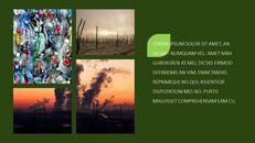 환경 보호 프레젠테이션용 PowerPoint 템플릿_04