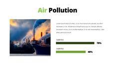 환경 보호 프레젠테이션용 PowerPoint 템플릿_07