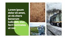 환경 보호 프레젠테이션용 PowerPoint 템플릿_11