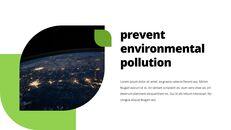 환경 보호 프레젠테이션용 PowerPoint 템플릿_15
