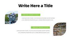 환경 보호 프레젠테이션용 PowerPoint 템플릿_18