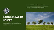 환경 보호 프레젠테이션용 PowerPoint 템플릿_19