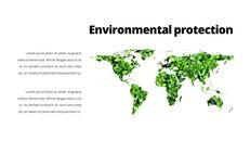 환경 보호 프레젠테이션용 PowerPoint 템플릿_24