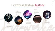 불꽃 놀이 축제 편집이 쉬운 구글 슬라이드 템플릿_03