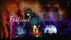 불꽃 놀이 축제 편집이 쉬운 구글 슬라이드 템플릿_08