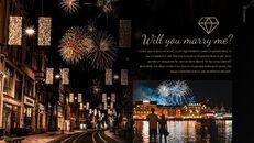 불꽃 놀이 축제 편집이 쉬운 구글 슬라이드 템플릿_12