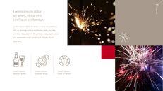 불꽃 놀이 축제 편집이 쉬운 구글 슬라이드 템플릿_14