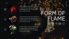 불꽃 놀이 축제 편집이 쉬운 구글 슬라이드 템플릿_17