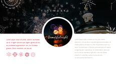 불꽃 놀이 축제 편집이 쉬운 구글 슬라이드 템플릿_18