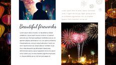 불꽃 놀이 축제 편집이 쉬운 구글 슬라이드 템플릿_19