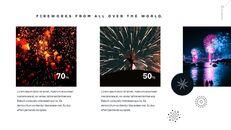 불꽃 놀이 축제 편집이 쉬운 구글 슬라이드 템플릿_21