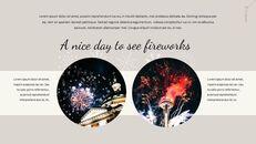 불꽃 놀이 축제 편집이 쉬운 구글 슬라이드 템플릿_25