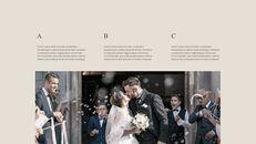 결혼식 특별한 순간 비즈니스 파워포인트 템플릿_06