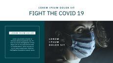 코로나 전염병 Google 슬라이드 테마 & 템플릿_09